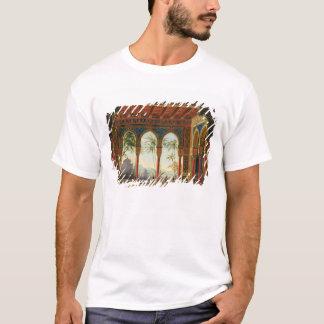 Camiseta Efectúe el diseño para la ópera 'Ruslan y Lyudmila