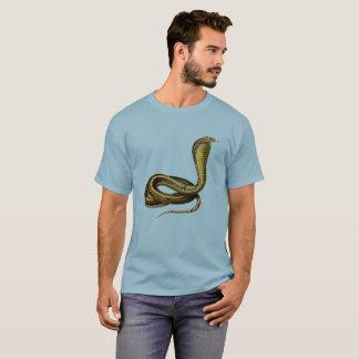 Camiseta egipcia de la cobra para el aficionado de