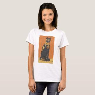 Camiseta Egipt bastet cat female