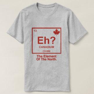 Camiseta ¿Eh? Canadium