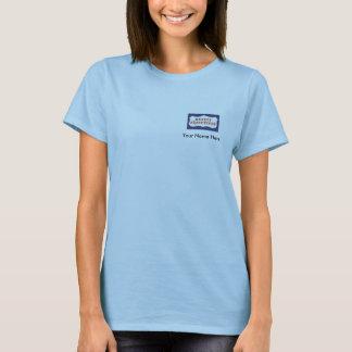 Camiseta Ejecutivos de los bienes raices, muñeca