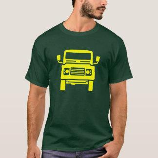 Camiseta Ejemplo clásico de Land Rover