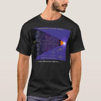 Camiseta Ejemplo de las galaxias de la NASA primera,