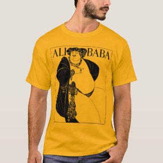 Camiseta Ejemplo de Nouveau del arte: Beardsley - bizcocho