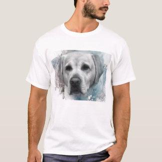 Camiseta Ejemplo hermoso de Labrador