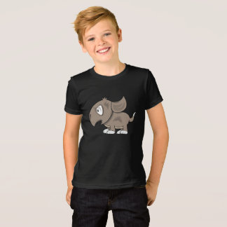 Camiseta Ejemplo irritable del perrito
