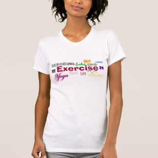 Camiseta Ejercicios