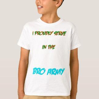 Camiseta Ejército de Bro
