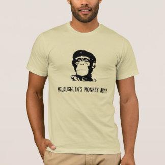 Camiseta Ejército del mono de Mclaughlin