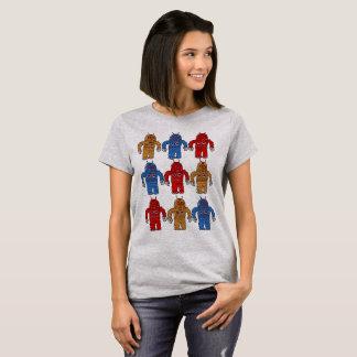 Camiseta Ejército del robot