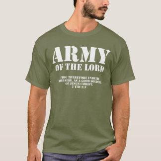 Camiseta Ejército del señor