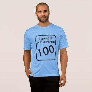 Camiseta el 100 por ciento