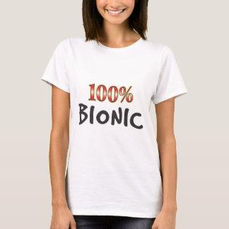 Camiseta El 100 por ciento Bionic