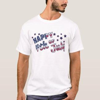 Camiseta el 4 de julio