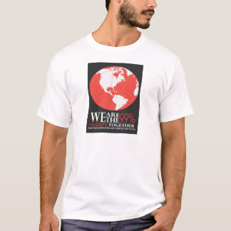 Camiseta el 99 por ciento