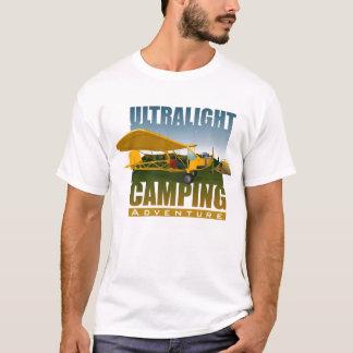 Camiseta El acampar ultraligero
