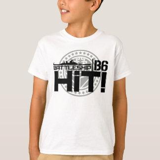Camiseta El acorazado B6 golpeó 2