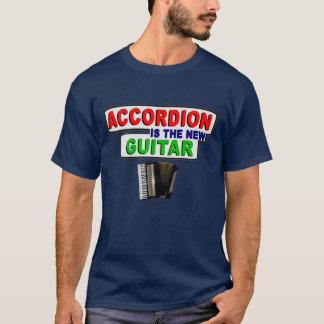 Camiseta El acordeón es la nueva guitarra