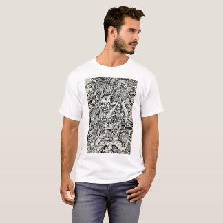 Camiseta El adepto, o, una transfiguración monstruosa