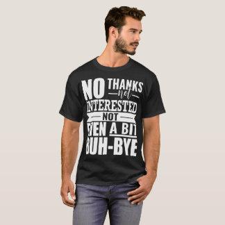 Camiseta El adiós no interesado de Buh Introverts la