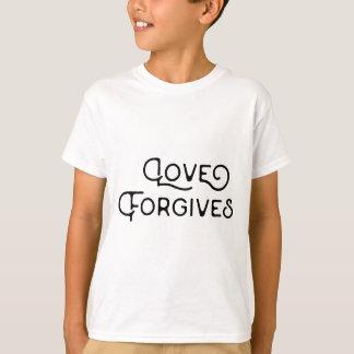 Camiseta El amor perdona #2