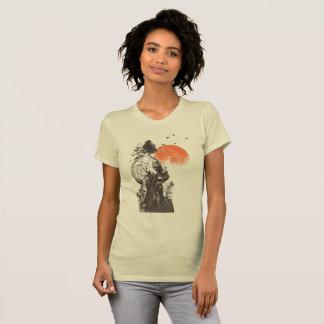 Camiseta El árbol del ser humano de Alan de la resaca