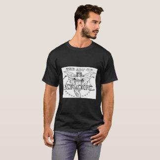 Camiseta El arte de la magia
