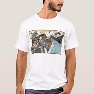 Camiseta El arte de recorrido libre
