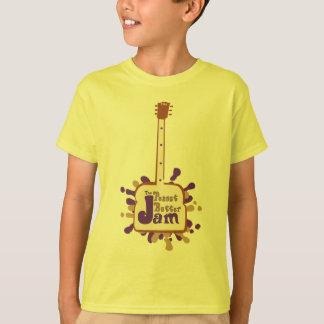 Camiseta El atasco de la mantequilla de cacahuete