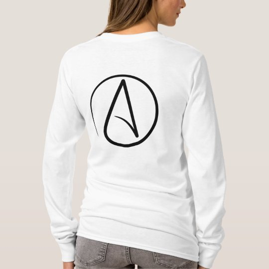 Camiseta El ateísmo
