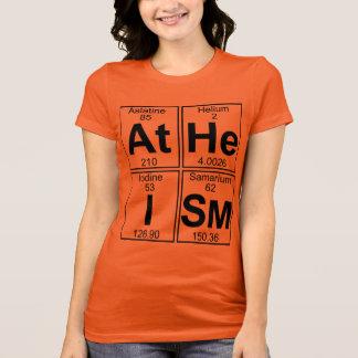 Camiseta El ateísmo (el ateísmo) - por completo