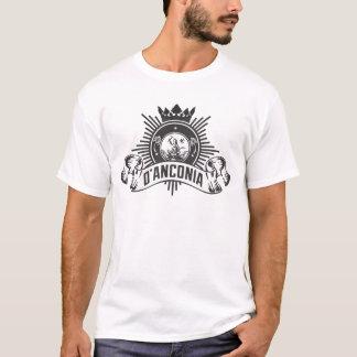 Camiseta El atlas oficial encogió el cobre del d'Anconia de