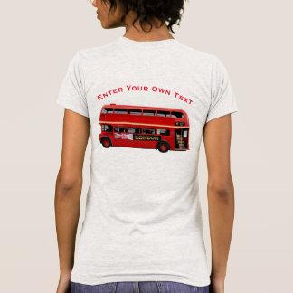 Camiseta El autobús de Londres