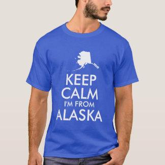 Camiseta El azul y el blanco guardan calma que soy de
