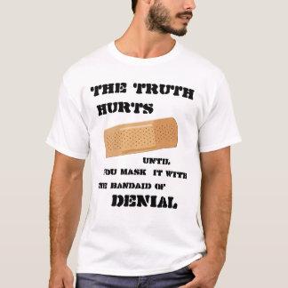 Camiseta El Bandaid de la negación