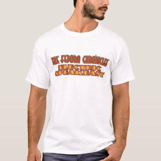 Camiseta El bar eléctrico de las crónicas de Fedora