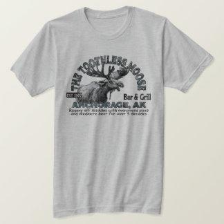 Camiseta El bar y grill desdentado de los alces