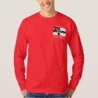 Camiseta El barón rojo Manfred Von Richthofen L.S. Tee
