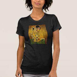 Camiseta El beso de Gustavo Klimt