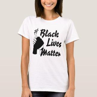 Camiseta El #Black vive materia