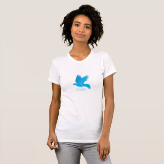 Camiseta El Bluebird de la felicidad