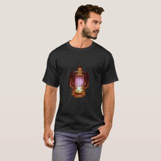 Camiseta El brillar intensamente transmite el tubo de vacío