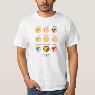 Camiseta El buyate perfecto - blanco