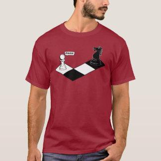 Camiseta El caballero toma el empeño