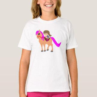 Camiseta El caminar en mi potro