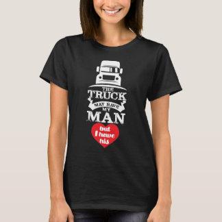 Camiseta El camión mayo tiene mi hombre que tengo su