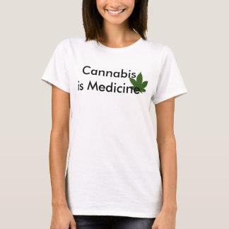 Camiseta El cáñamo es medicina