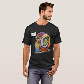 Camiseta El caracol del cumplido