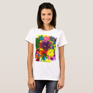 Camiseta El caramelo riega al artista del autismo