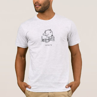 Camiseta El cerdo aseado